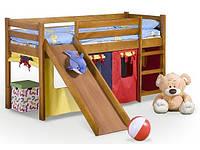 Кровать детская HALMAR NEO PLUS ольха