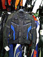 Мотокуртка бу текстиль  186