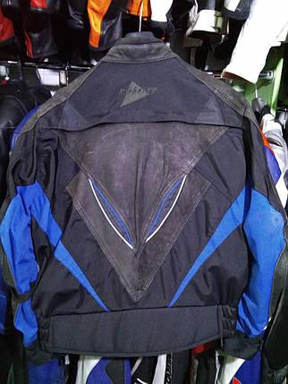Мотокуртка бу текстиль  186, фото 2