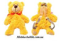 Детский рюкзак Медведь ( карамельный )