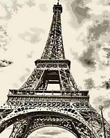 Картина-раскраска Mariposa Эйфелева башня (MR-Q736) 40 х 50 см