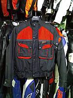 Мотокуртка бу текстиль  188
