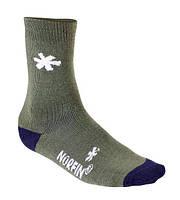 Носки Norfin Winter для любителей рыбалки, охоты, пеших прогулок, усиленные носок и пятка, комфорт и качество