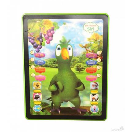 Детский интерактивный планшет «Попугай Кеша», фото 2
