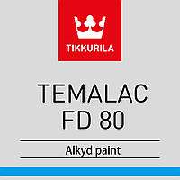 Темалак ФД 80 THL(металік) 9л алкідна фарба для металу