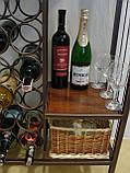 Комод-бар для вина и аксессуаров - 104-4, фото 6