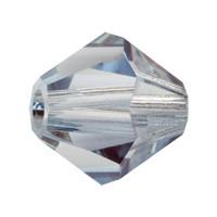 Хрустальные биконусы Preciosa (Чехия) 3 мм Crystal Lagoon