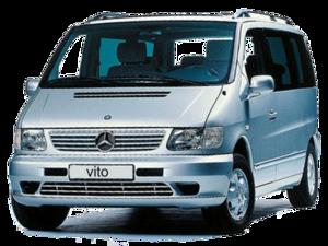 Тюнинг и рестайлинг Mercedes Vito W638 (1996-2003)