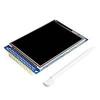 LCD 3.2 дюймов сенсорный экран TFT ЖК-модуль цветной дисплей ILI9341, фото 1