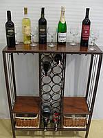Комод-бар для вина и аксессуаров - 104-3