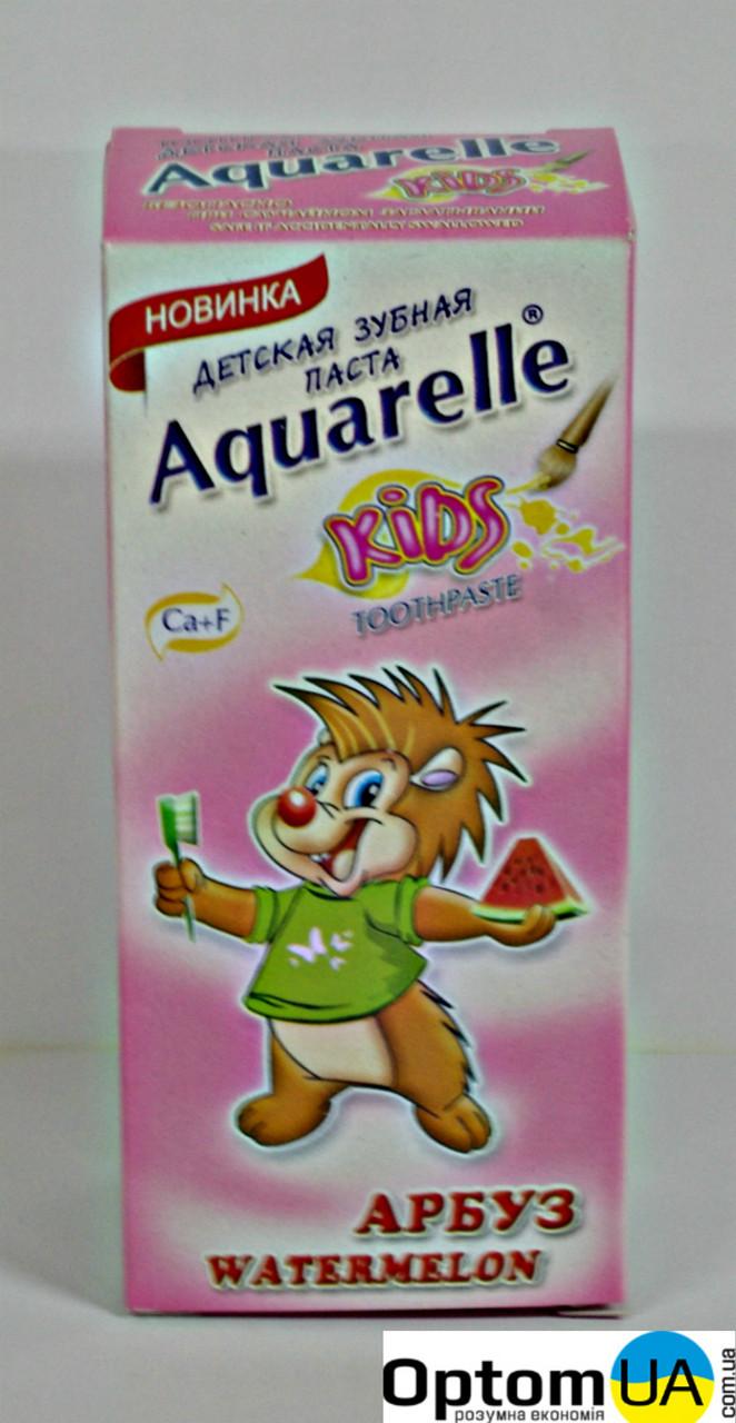 Дитяча зубна паста Aqr Kids Кавун 50мл