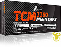 КреатинTri Creatine Malate Mega Caps 1100 от Olimp  120 капсул
