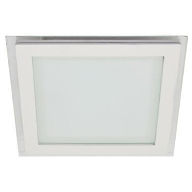 Светодиодный светильник SATURN SL458 6W 4200K квадрат, потолочный Код.57033