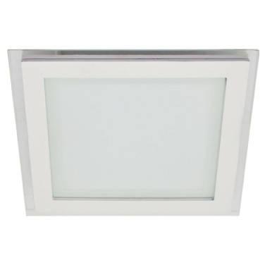 Светодиодный светильник SATURN SL458 6W 4200K квадрат, потолочный Код.57033, фото 2