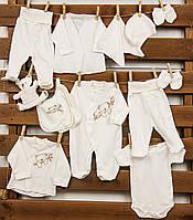 Детский набор в ванную для младенцев Karaca Home - Koala (14 предметов)