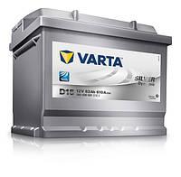 Аккумулятор Varta SILVER DYNAMIC 110 Ah, плюс cправа 920 А