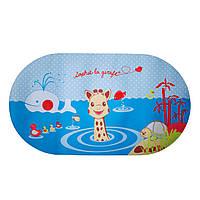 Антискользящий коврик для купания с индикатором температуры воды - Vulli
