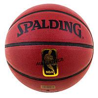 Мяч баскетбольный  NBA Authentic David номер 7
