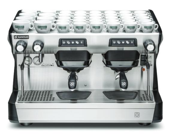 Профессиональные кофемашины Rancilio Classe 5 (полуавтомат Compact 2 постовая), rancilio, кофемашина rancilio, кофемашина кафе, купить кофемашину rancilio, купить профессиональную кофемашину, профессиональные кофемашины, ранцилио, Rancilio Classe 5