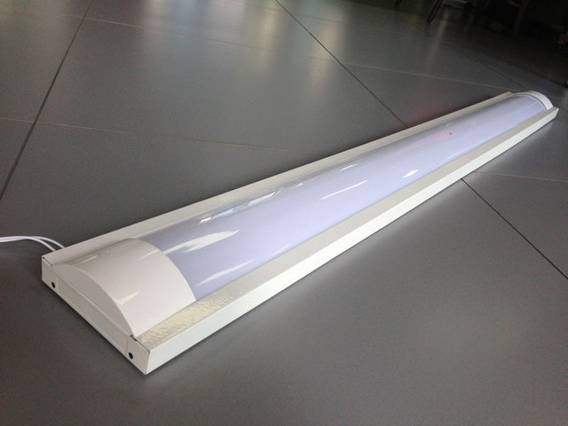 светильник потолочный лед 2х18-1,2м