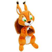 """Мягкая игрушка Мульти-Пульти"""" - Белка, озвучена, 22 см (""""Маша и Медведь"""""""