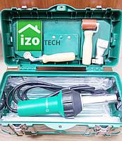 Фен для пайки ПВХ мембран (комплект: ящик, насадка, валик, ролик)