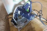 Дисковая электропила Festool TS55 с направляющей шиной FS2400 (L=2400 мм), новая), фото 1