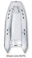 Надувная лодка Grand Marine SILVER LINE Riders S470 с жестким корпусом (RIB)