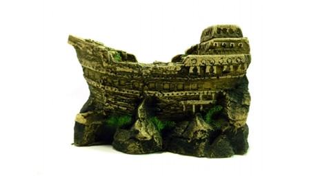 Мини Корабль 14х14х7см 651 ДекСи
