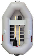 Надувная лодка Sportex Дельта-210S со сланью