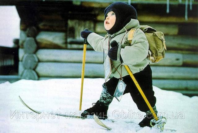 Как подобрать лыжи ребенку?