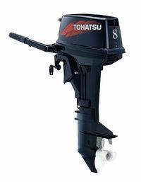 Лодочный мотор Tohatsu M8B L