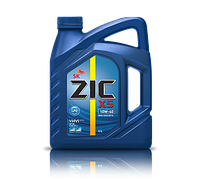 ZIC X5 10W-40 LPG (4 литра)