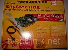 DVB-S2 PCI SkyStar HD2