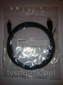 HDMI-HDMI шнур Prolink PL048-0180 (1.8 метр)