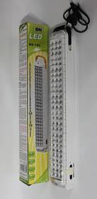 LED лампа с аккумулятором BN-780 (78 LED)