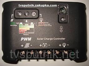 PWM контроллер заряда АБ 40I (KT1240) 12/24В