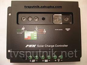 PWM контроллер заряда АБ 20I 12/24В