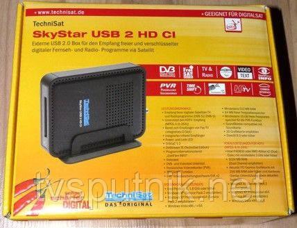 SkyStar USB 2 HD CI TechniSat