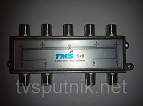 Делитель абонентский Split Sx8 TMS