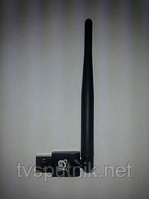 Wi-Fi адаптер GI HD Slim на чіпі MT7601