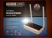Wi-Fi Роутер Totolink N300RT (300Мбит/с)