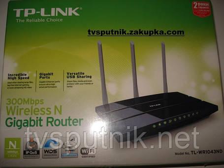 Wi-Fi Роутер TP-Link 1043ND, фото 2