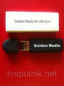 WiFi адаптер Golden Media W-LAN Stick