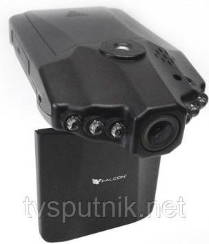 Автомобильный видеорегистратор Falcon HD10-LCD, фото 2