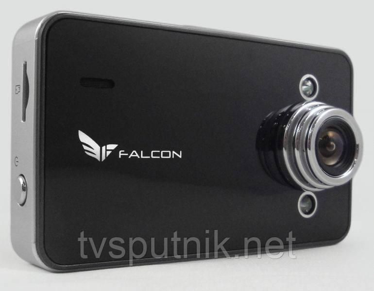 Автомобильный видеорегистратор Falcon HD29-LCD - TVSPUTNIK в Одессе