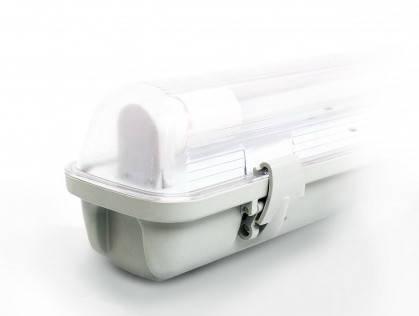 Комплект - светильник + 1 LED лампа 1200 мм 18W 4000К пылевлагозащищенный IP65