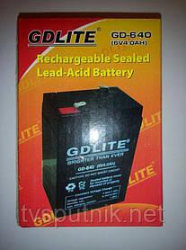 Аккумулятор GTLITE 6V (4Аh)