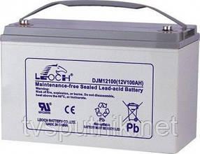 Аккумуляторная батарея Leoch DJM12100 (100A*ч 12В)