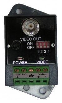 Активный передатчик видеосигнала по витой паре VB-351R